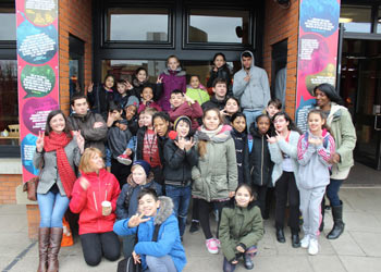 Suffolk partnership steps up to boost youth volunteering