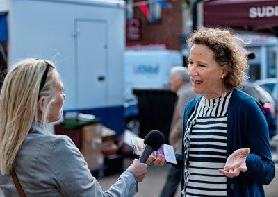 Jane O'Riordan from Cruse Suffolk