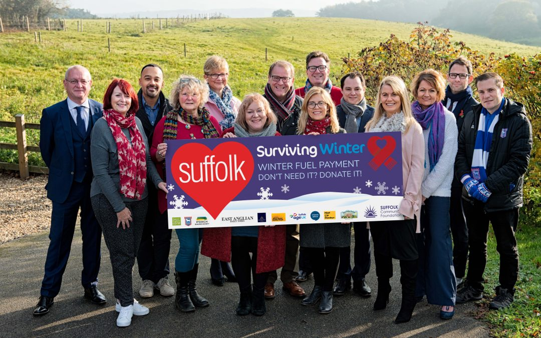 Surviving Winter Appeal hits the £115,000 mark