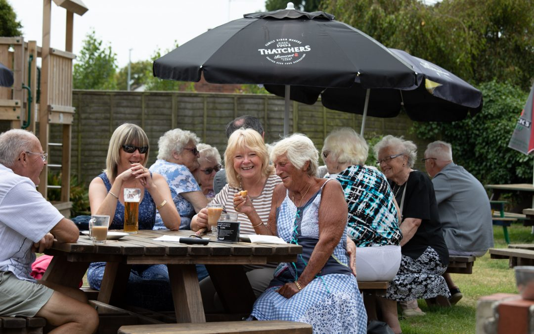 MeetUpMondays – Tackling loneliness all over the county
