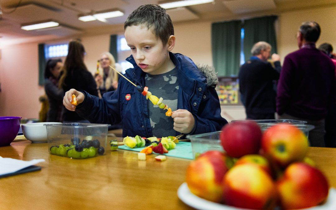 Tackling food poverty in Suffolk – a visit to Whitton Youth Parternship