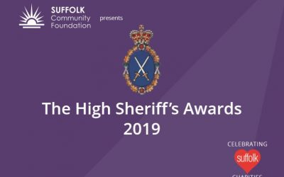 High Sheriff's Awards 2019 – Shortlist Announced