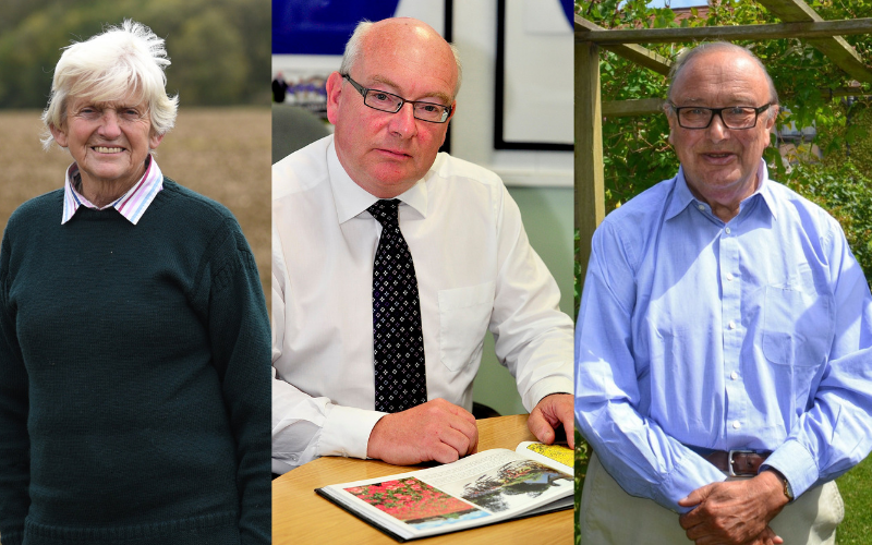 First recipients of the The Suffolk Medal announced