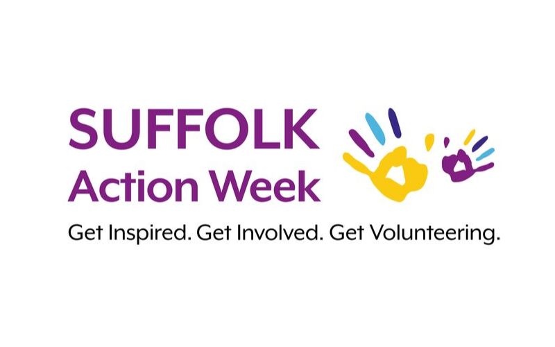 Celebrating Suffolk Action Week #GetVolunteering