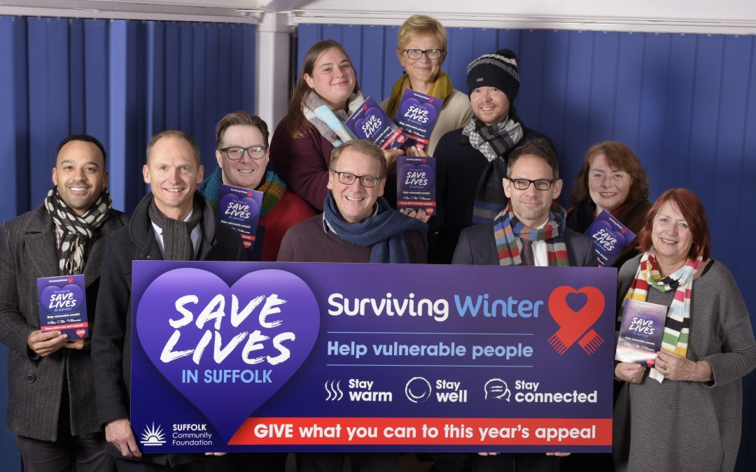This year's Surviving Winter Appeal launches and now includes a Winter Crisis Appeal for all ages