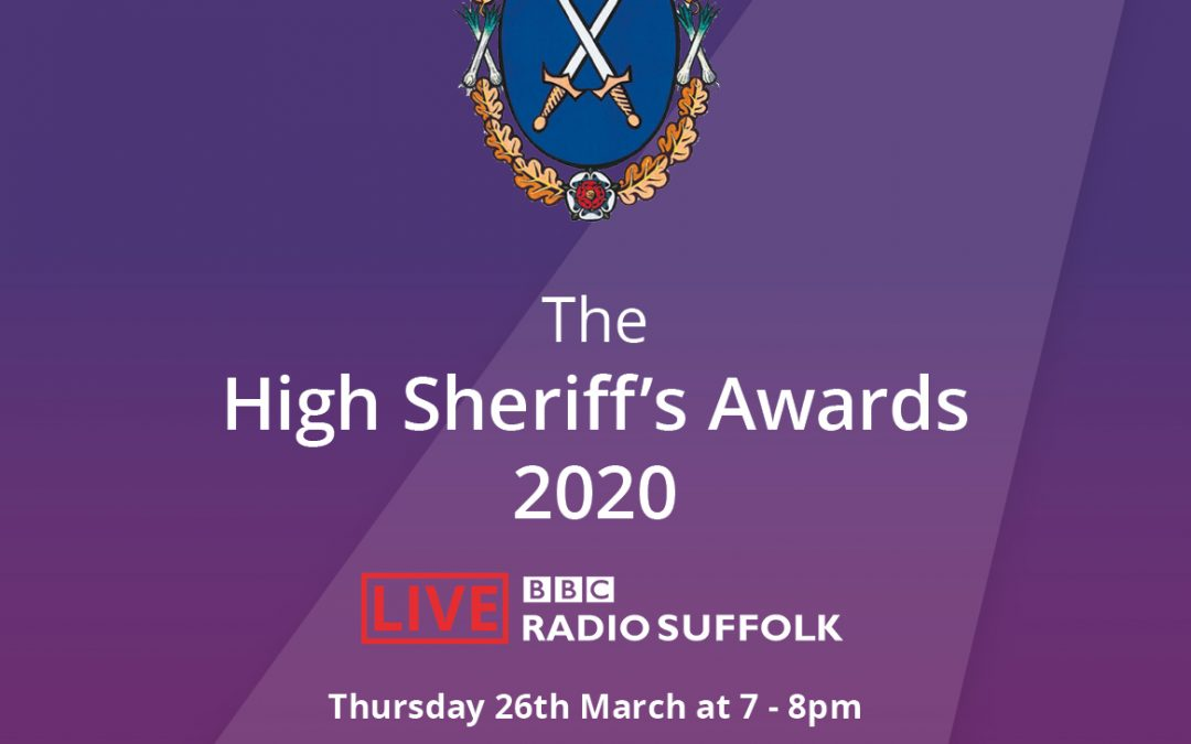 Download your 2020 High Sheriff's Awards programme