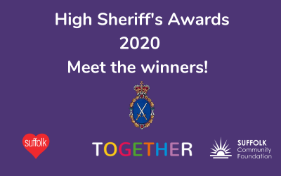 Meet the 2020 High Sheriff's Award winners!