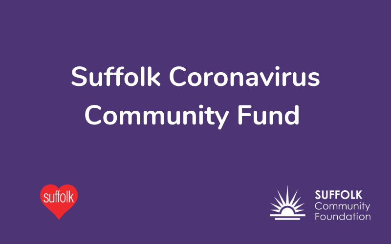 In response to the Coronavirus threat, Suffolk Community Foundation launches local appeal