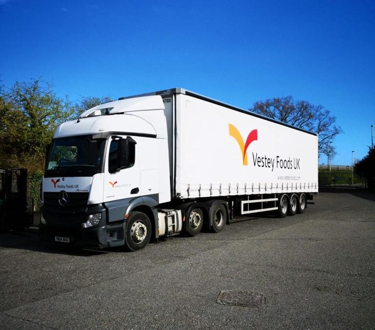 Vestey Food Group donates £120,000 to Suffolk's foodbanks amidst COVID-19 pandemic