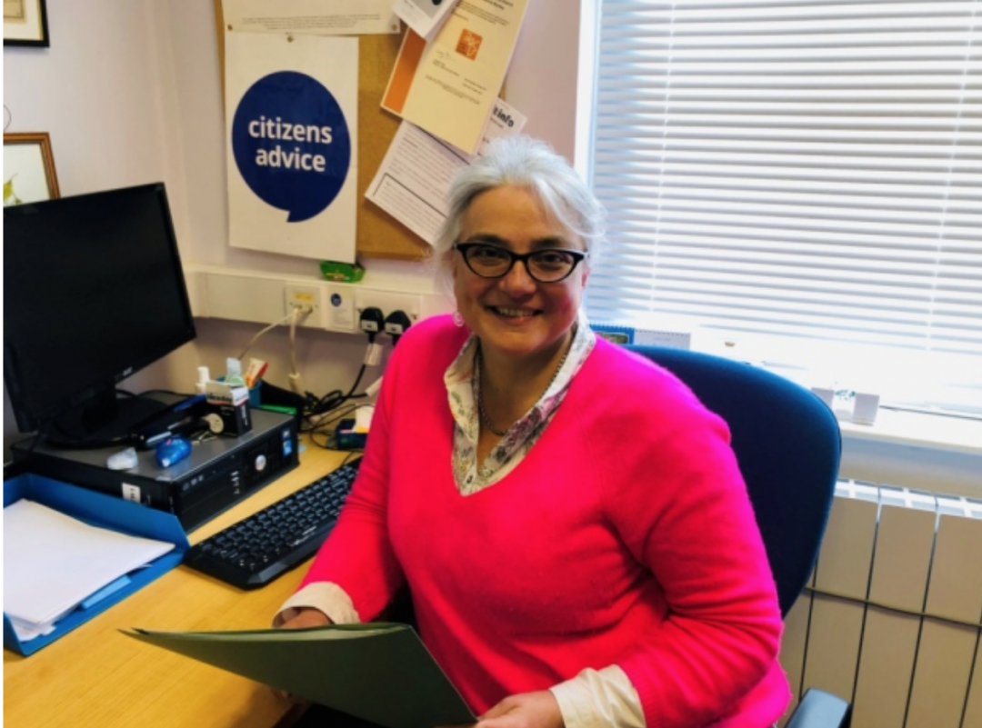 Leiston Citizens Advice Bureau – Case Study