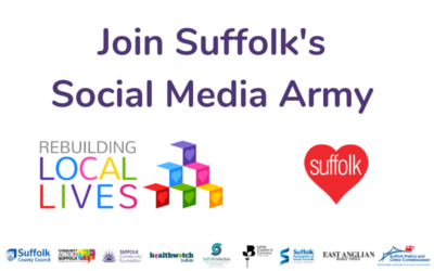 Suffolk needs YOU to join its social media army!