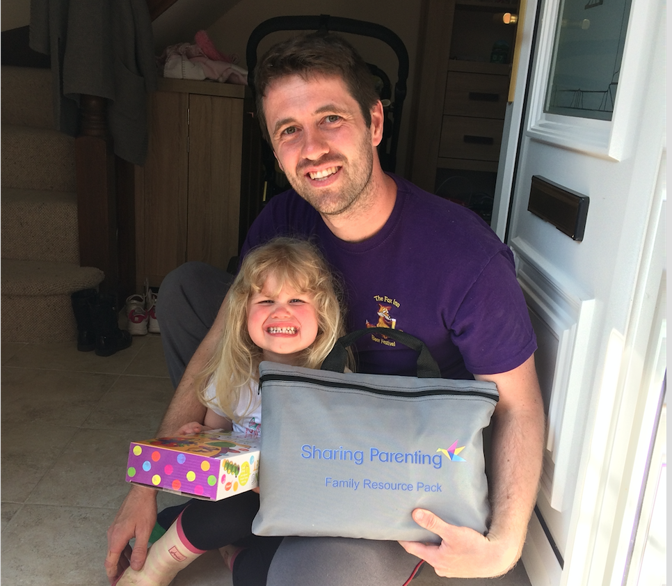 Sharing Parenting – Case Study