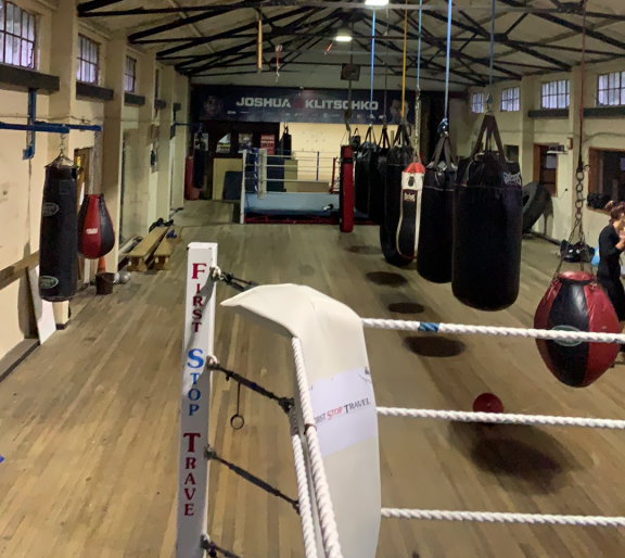 Eastgate Amateur Boxing Club – Case Study